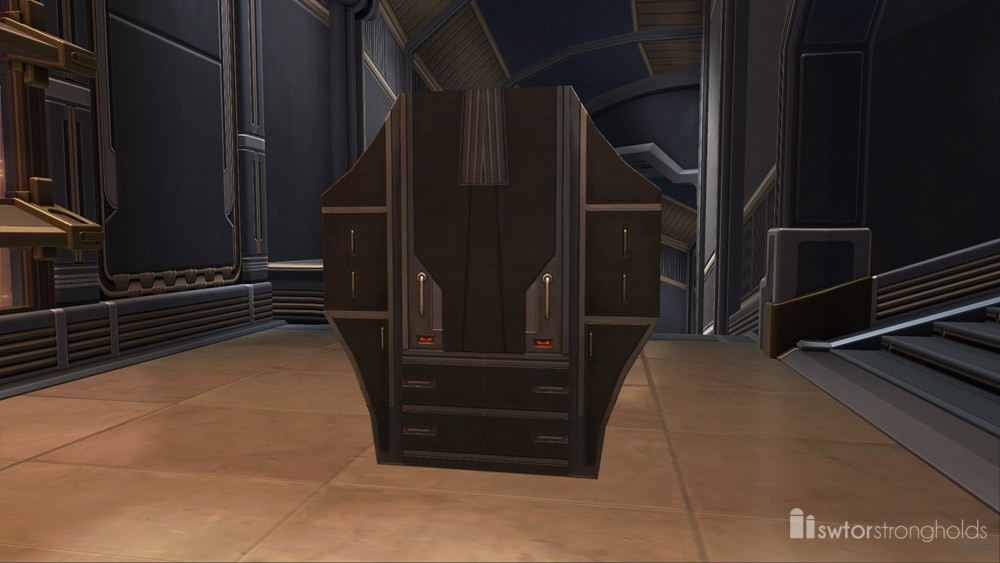 Imperial Supply Locker