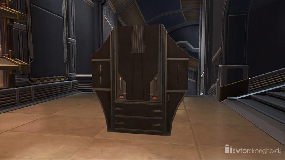 SWTOR Imperial Supply Locker