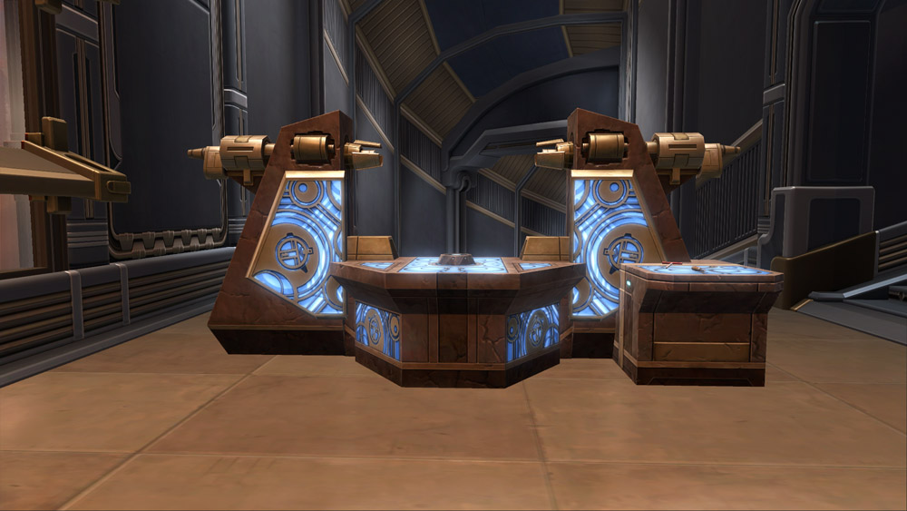 Lightsaber Forge (Jedi)