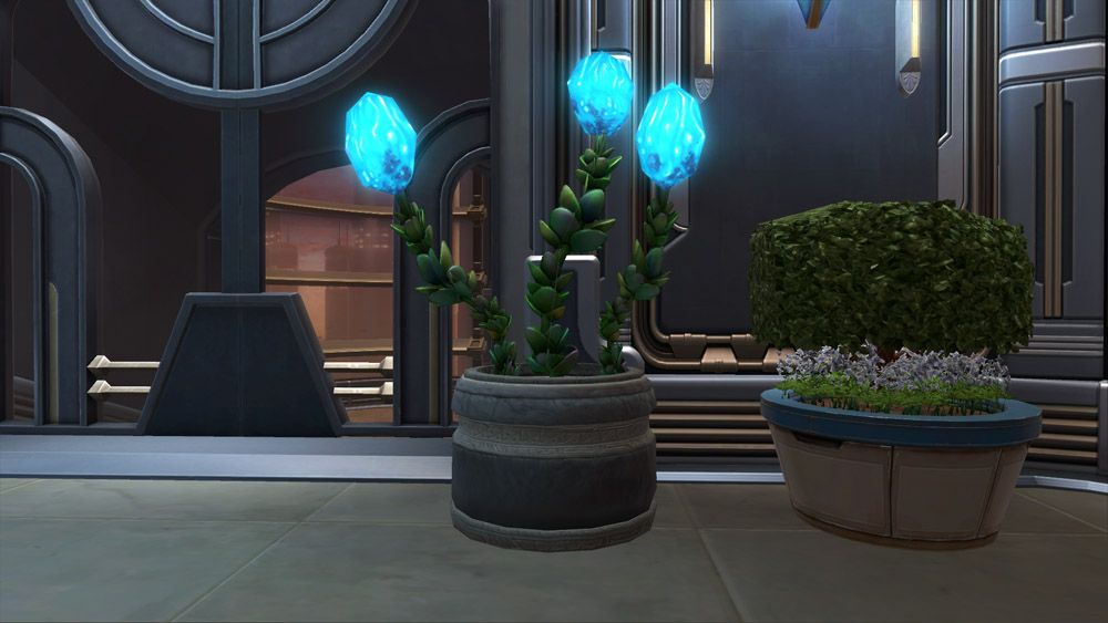 SWTOR Planter: Glowing Spores