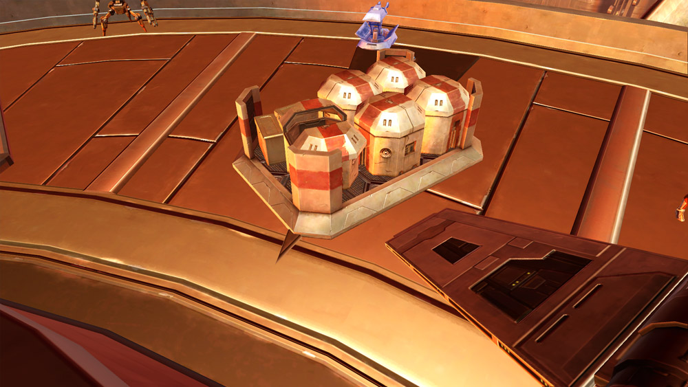 SWTOR Republic Crate Pallet