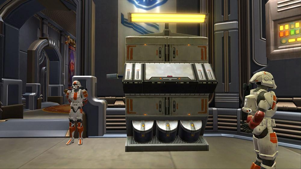 SWTOR Republic Supply Locker