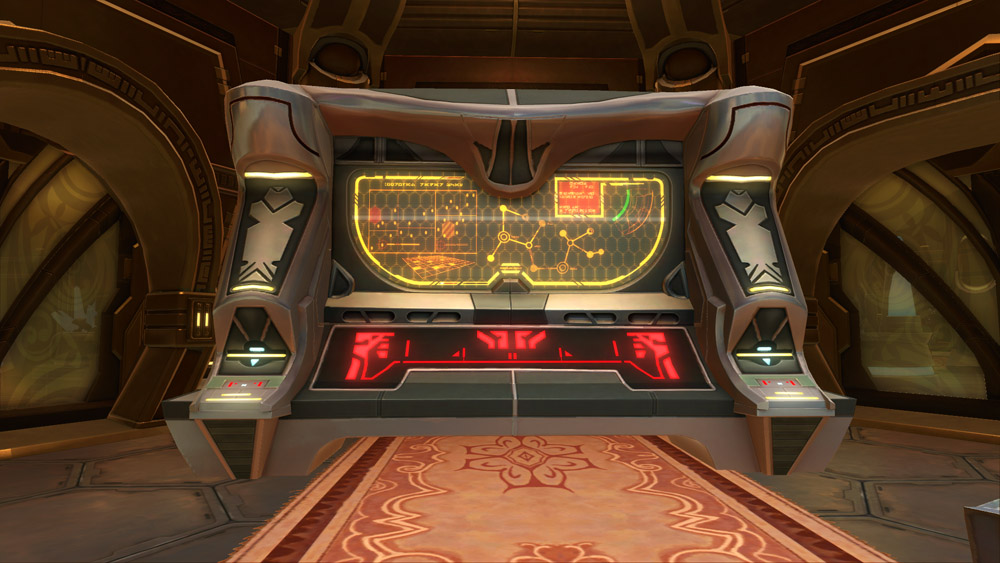 SWTOR Selkath Console