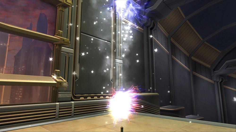 3rd Anniversary Fireworks Launcher