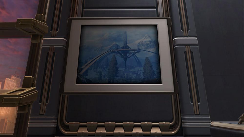 Trophy Art: Alderaan Civil War