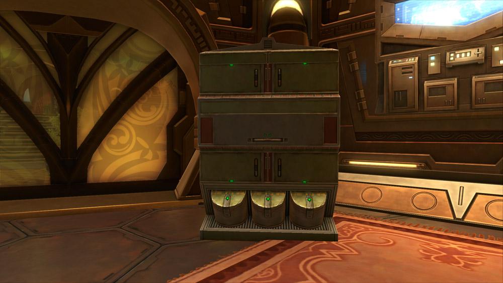 Underworld Supply Locker