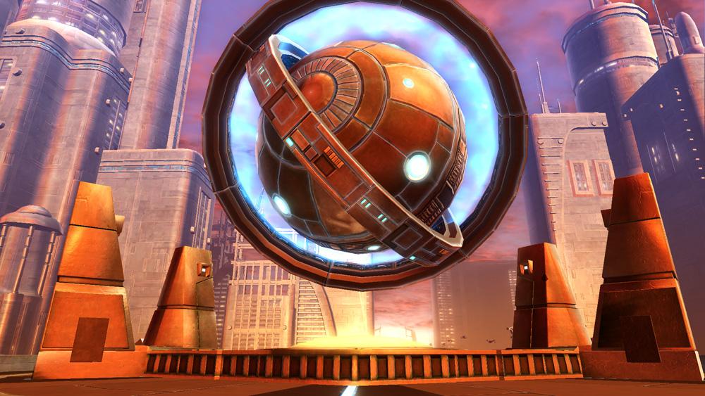 SWTOR Replica Sacrificial Sphere