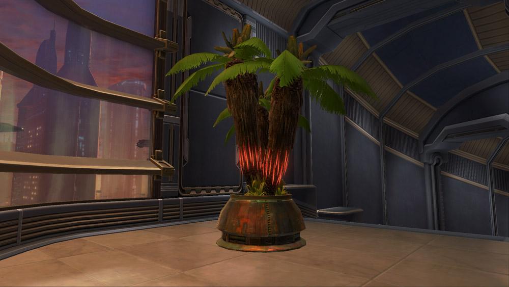 Planter: Rishi Palm Tree (Medium)