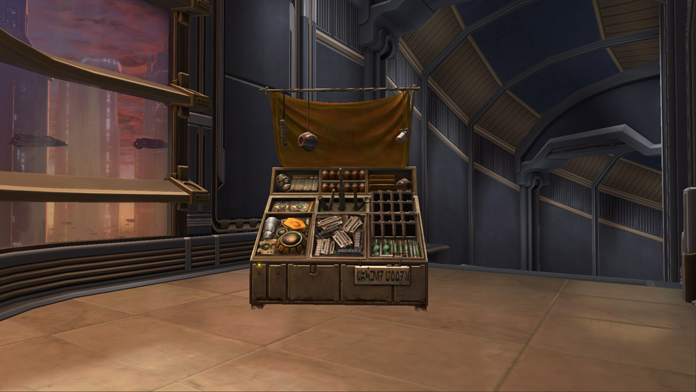 SWTOR Merchant Stall: General Goods