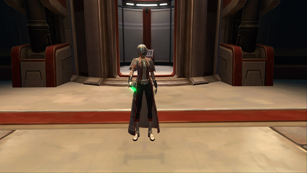 Imperial Medic Decoration | SWTOR Strongholds
