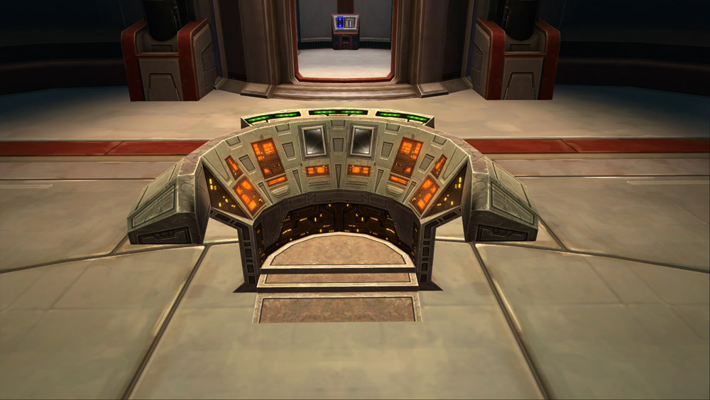 SWTOR Networked Security Monitor