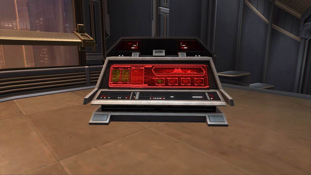 Computer Desk (Imperial)
