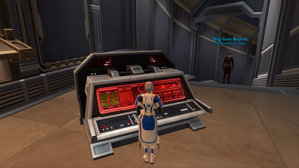 Computer Desk (Imperial)