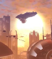 Coruscant Republic Stronghold
