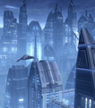 Dromund Kaas Imperial Stronghold