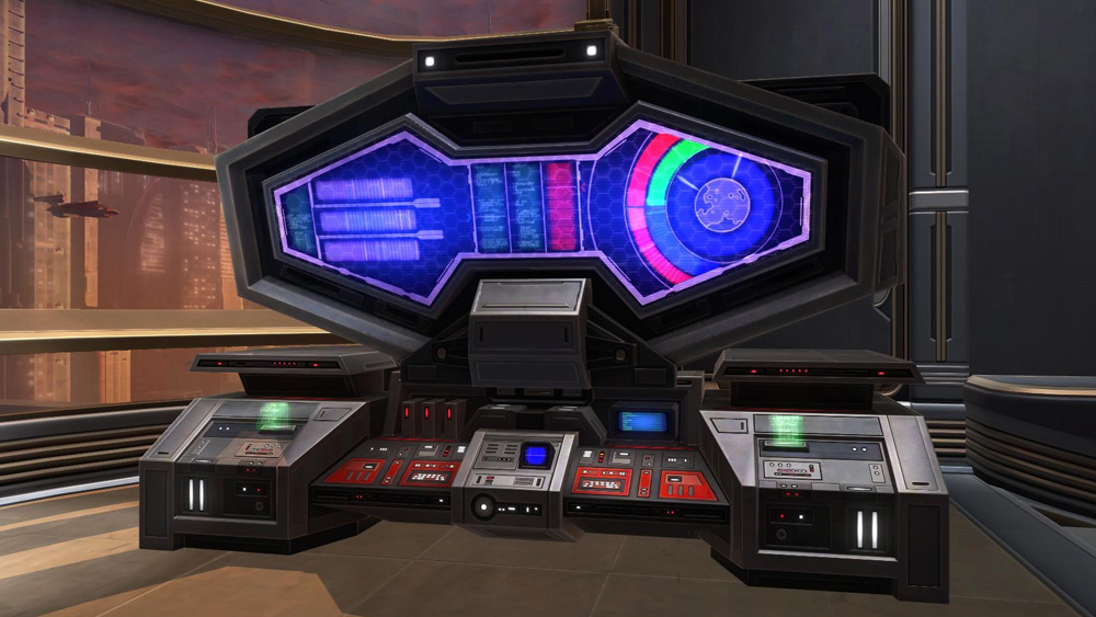 SWTOR Ship Computer: Imperial (Full)