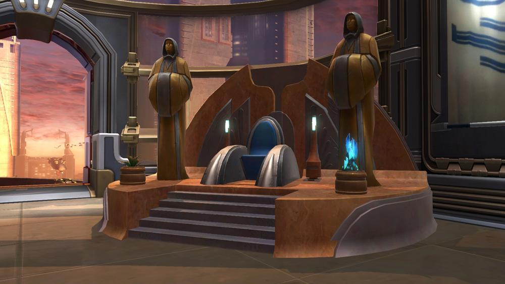 Arrangement: Throne of Enlightenment