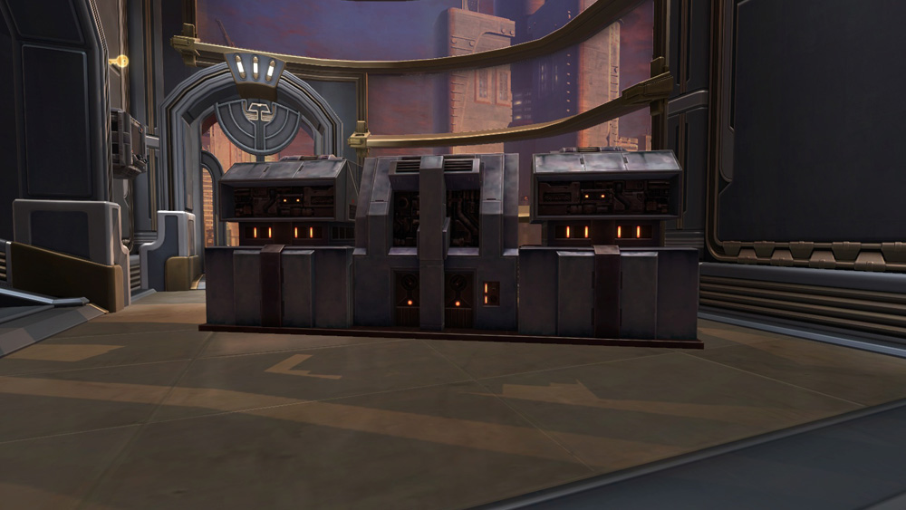 SWTOR Power Transformer (Imperial)