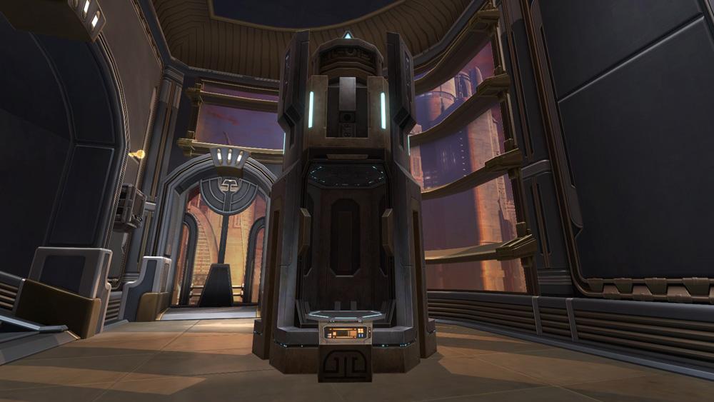 Rakata Stasis Chamber