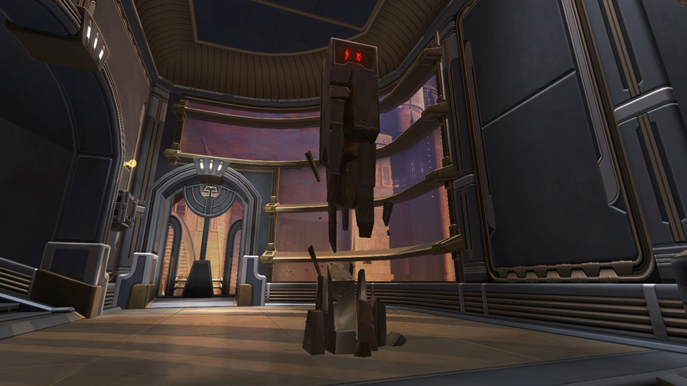 Shattered Sith Artifact Decoration Swtor Strongholds