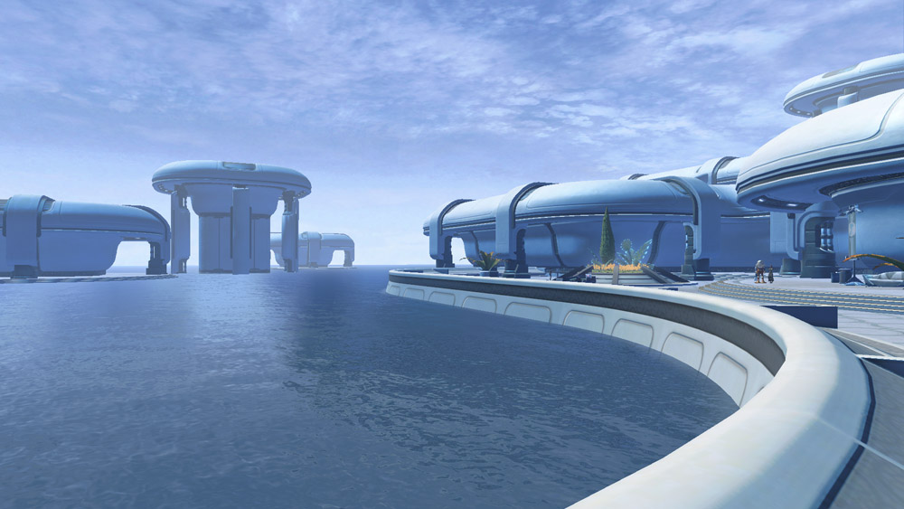 Manaan Decorations Swtor Strongholds