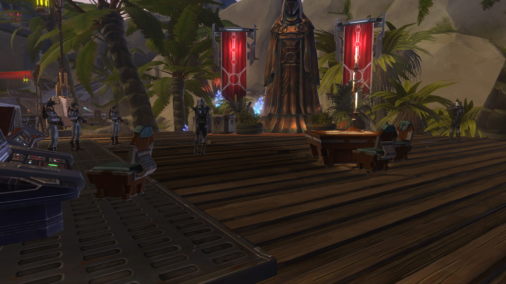 Rishi Decorations Swtor Strongholds