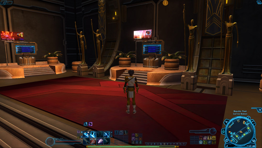 Stronghold Starter Guide Swtor Strongholds