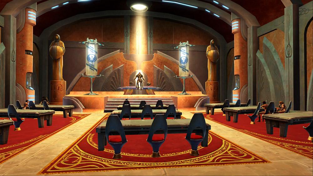 Jedi Decorations