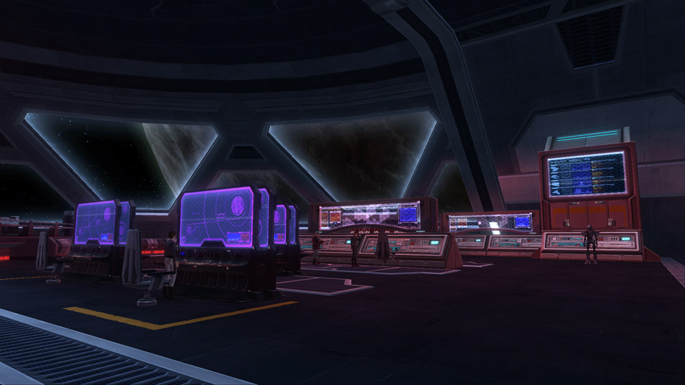 Imperial Decorations Swtor Strongholds