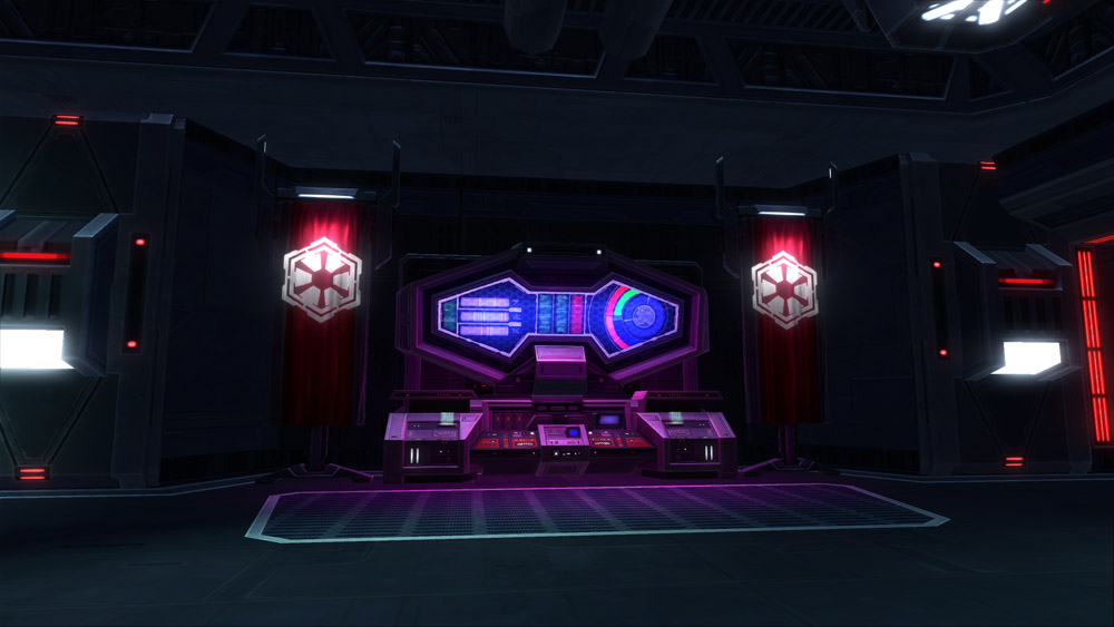 SWTOR Imperial Decorations