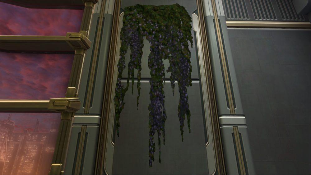 SWTOR Hanging Moss