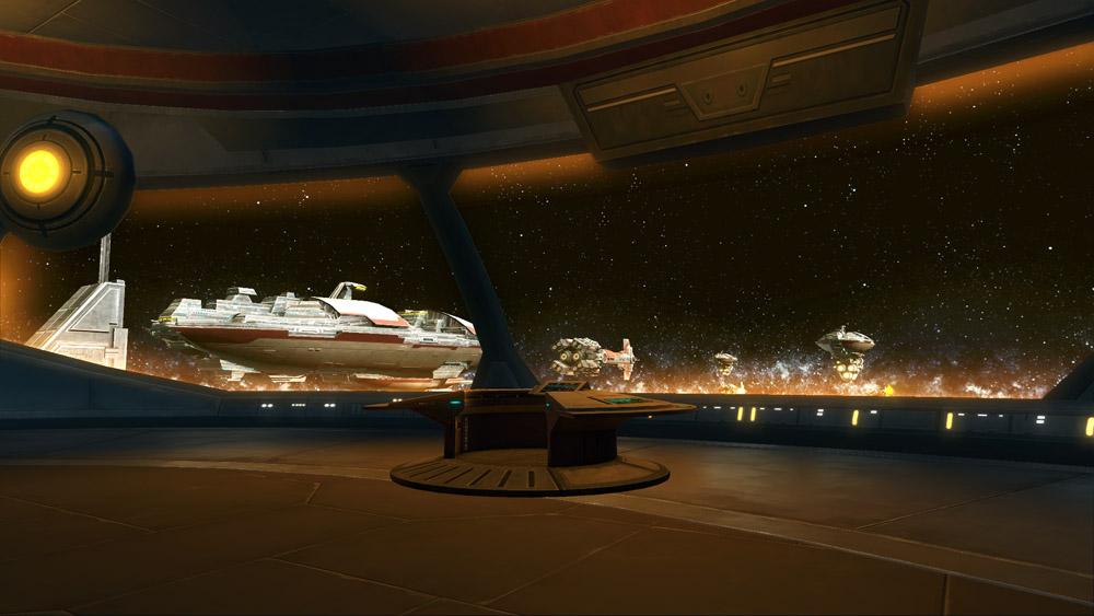 Republic Flagship Guide (Valor Class Republic Cruiser)