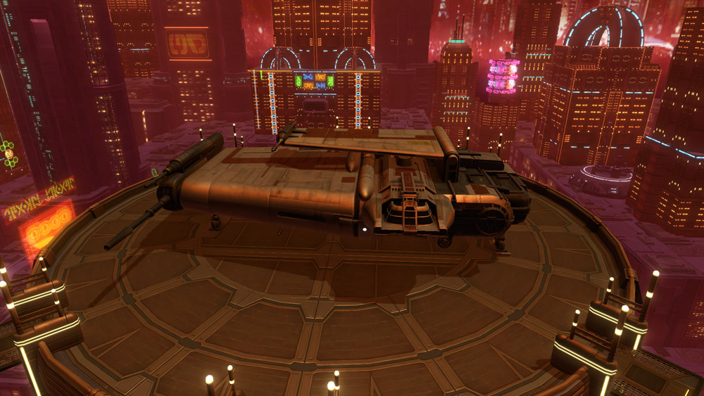 Bt 7 Thunderclap Decoration Swtor Strongholds
