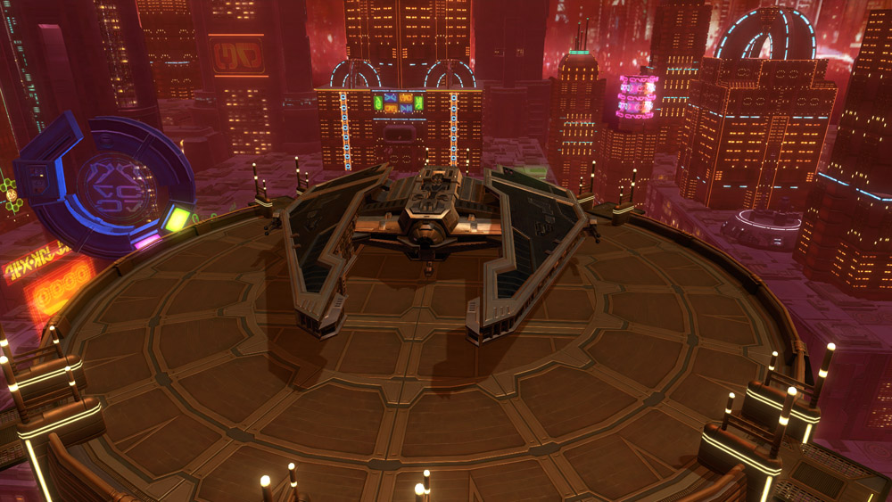 Fury Class Imperial Interceptor Decoration Swtor Strongholds