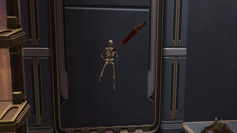 SWTOR Unfortunate Yavin Explorer