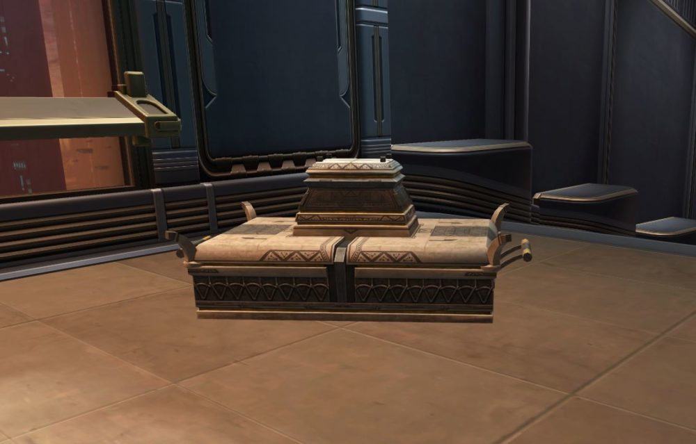 SWTOR Altar of the Voss Mystics
