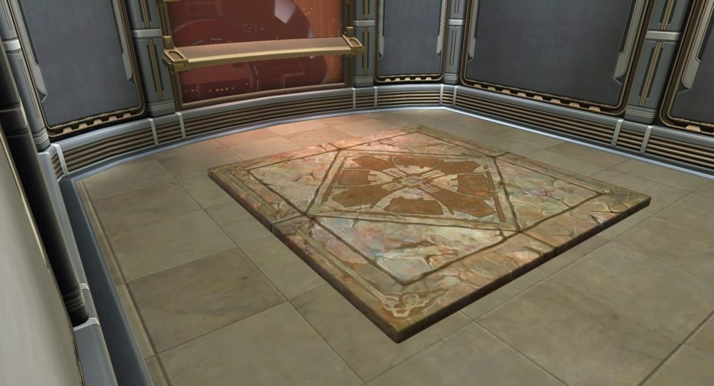 SWTOR Ancient Stone Tile