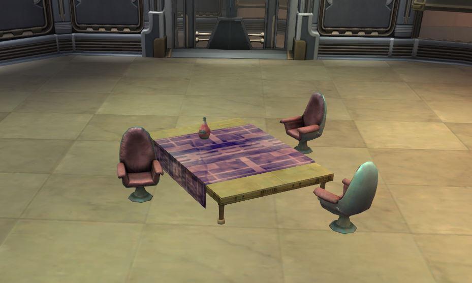 Arrangement: Wanderer's Guest Table