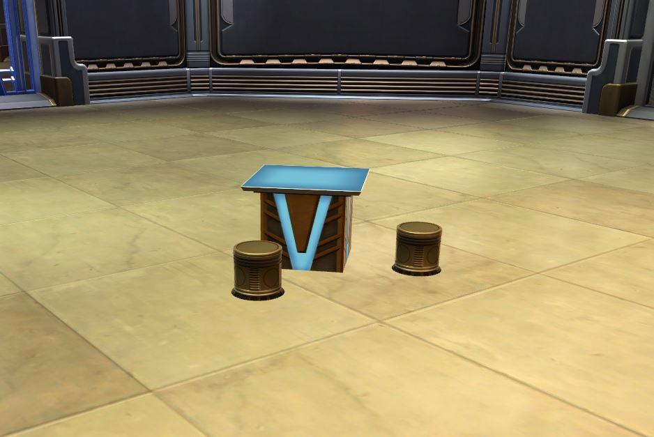 Arrangement: Zakuulan Party Table