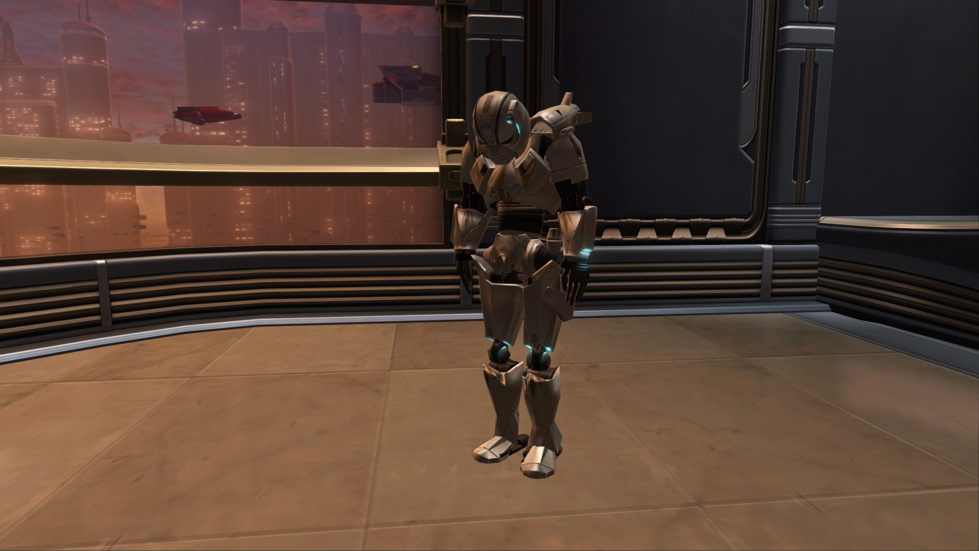 Deactivated Skytrooper