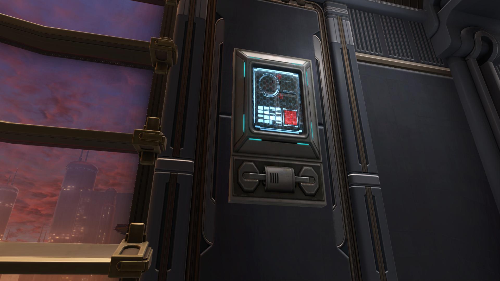 Diagnostic Wall Terminal (Planetary)