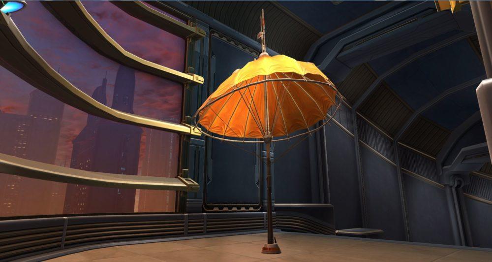 SWTOR Dune Umbrella