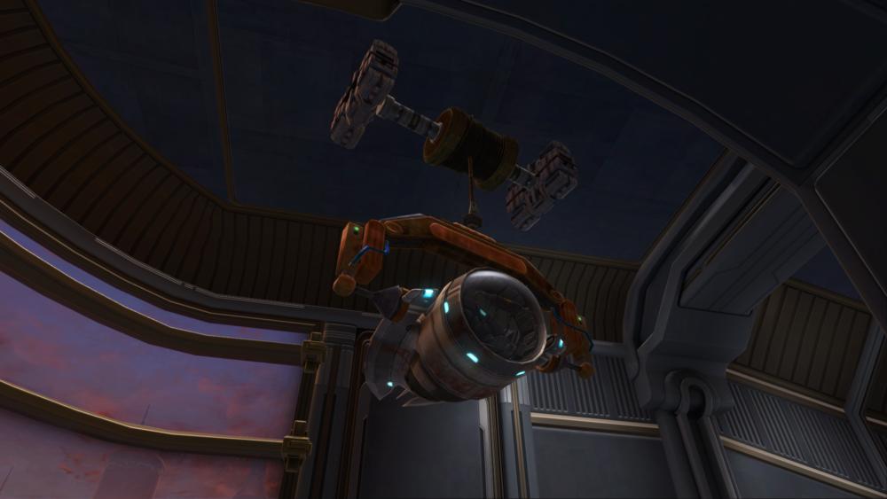 SWTOR Emergency Escape Submarine (Ceiling)