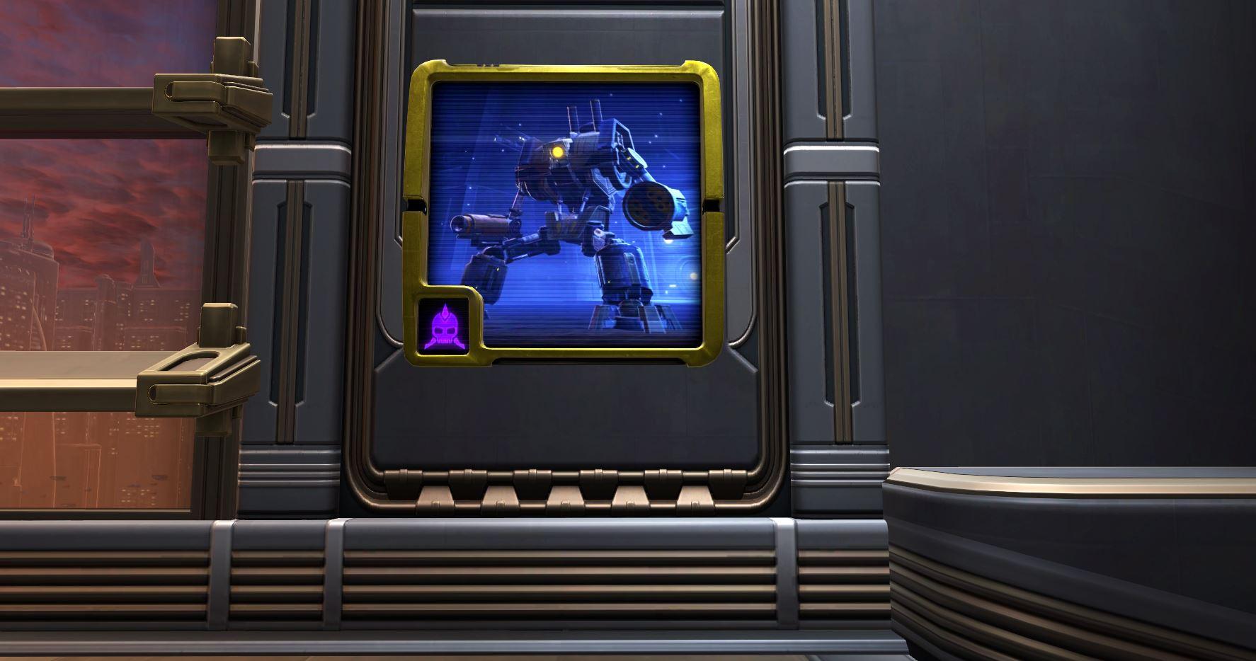 Trophy: Annihilation Droid XRR-3 (Master)
