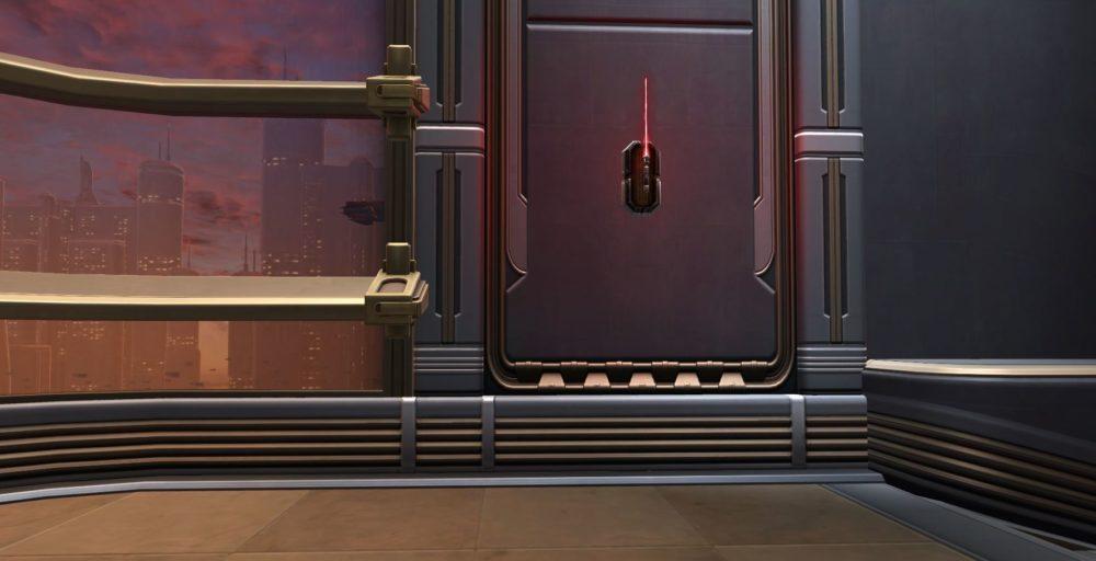 SWTOR Unstable Arbiters Saber (Imperial Crimson)