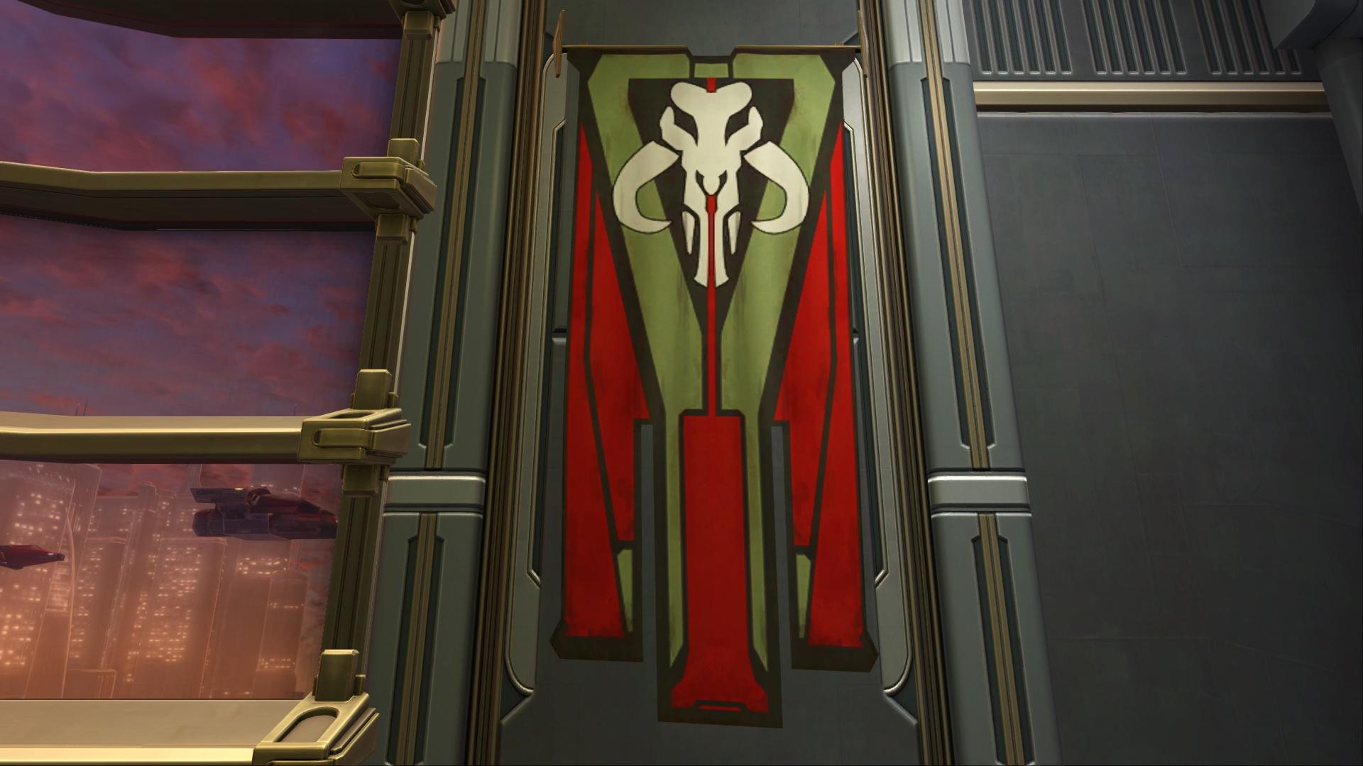 Banner: Mandalorian (Large)