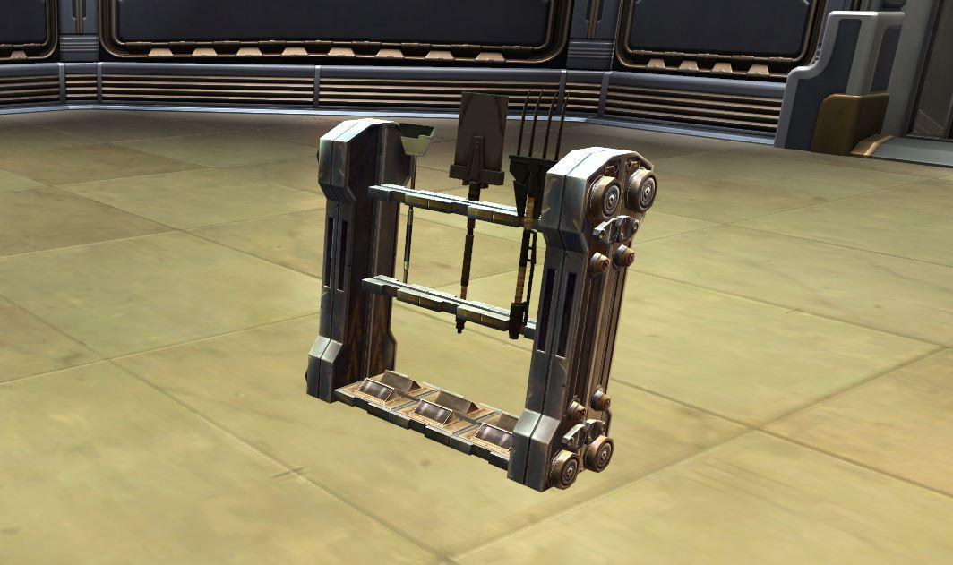 Basic Tool Rack