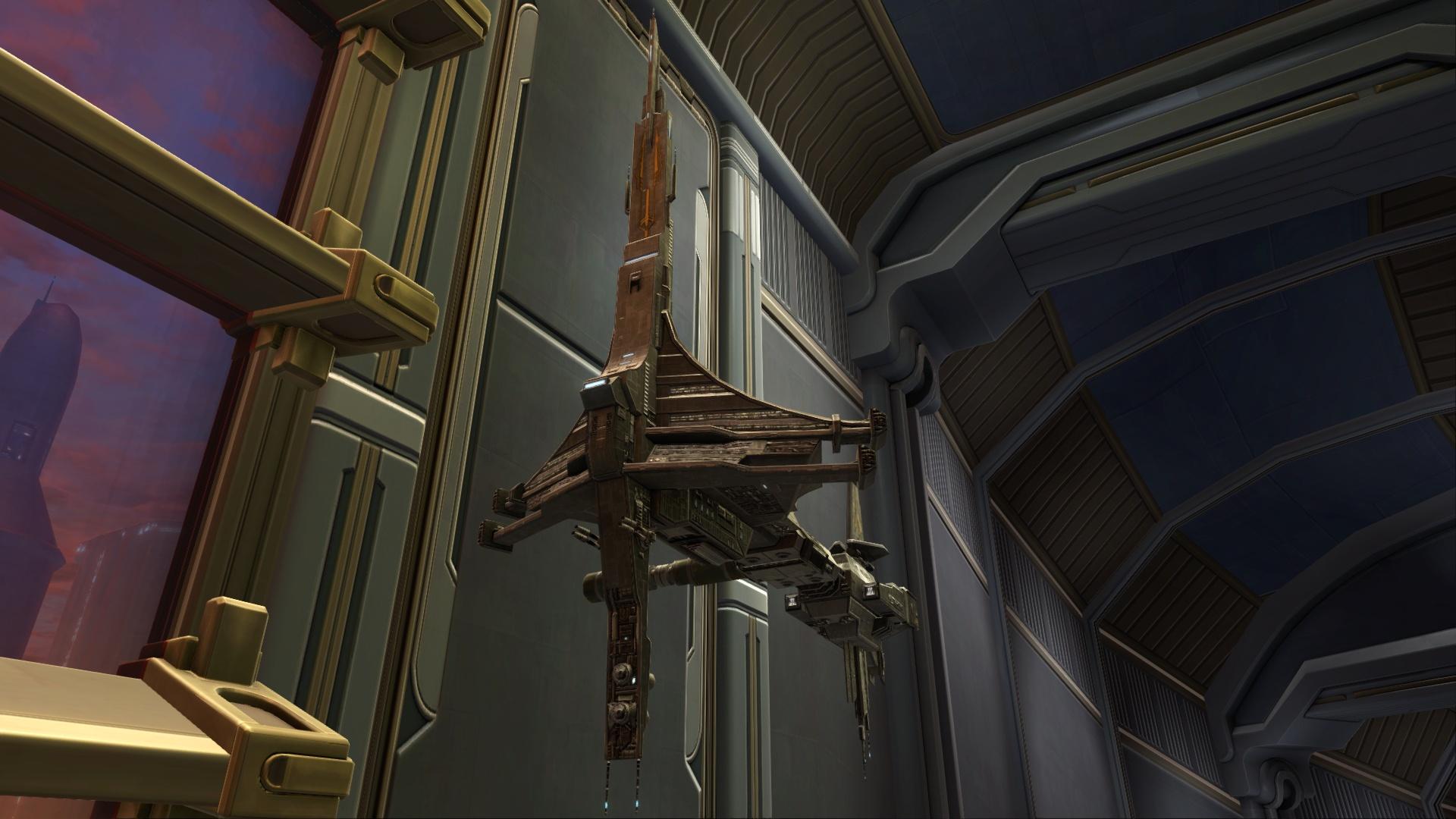 Model: Eternal Fleet