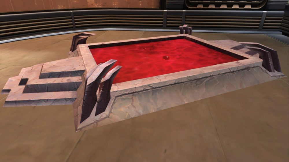 SWTOR Sith Sacrificial Pool