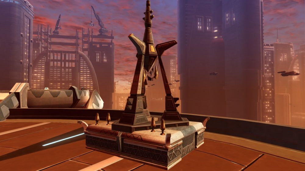 SWTOR Voss-Ka Healing Shrine